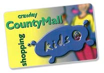 County Mall - Loyalty Card